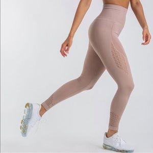 Gymshark Energy Seamless Leggings - Taupe